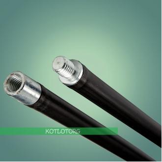 Savent - Гибкая ручка для чистки дымохода (1,4 м)
