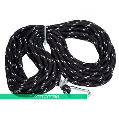 Полипропиленовый шнур для чистки дымохода