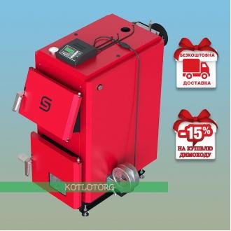Storehouse Eco+ (12-14 кВт) - Твердотопливный котел Сторхаус