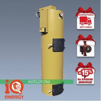 Stropuva S Ideal (20-40 кВт) - Твердотопливный котел Стропува