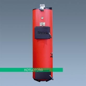 Твердотопливный котел длительного верхнего горения SWaG U