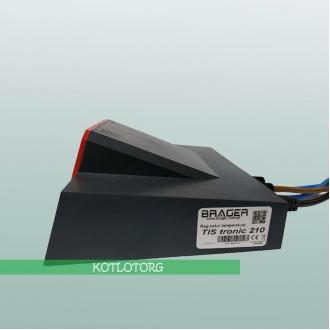 Электронный блок управления вентилятором и насосами TIS Tronic 210