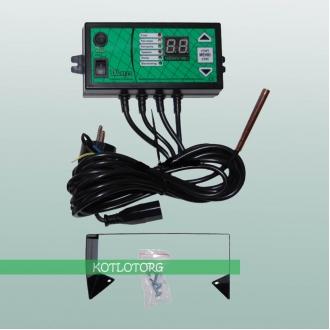 Электронный блок управления вентилятором и насосом Тал РТ 22