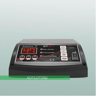 Электронный блок управления вентилятором и насосом Tech ST-24