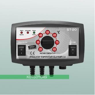 Tech ST-20 - Автоматика для насоса отопления