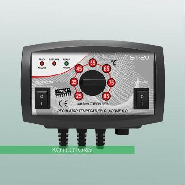 Электронный блок управления насосом отопления Tech ST-20