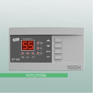 Электронный блок управления вентилятором и насосом Tech ST-22N