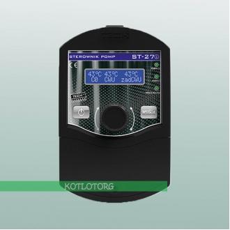 Tech ST-27i - Автоматика для насосов отопления