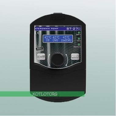 Электронный блок управления насосами отопления Tech ST-27i