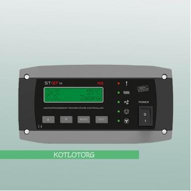 Электронный блок управления вентилятором и насосами Tech ST-37n RS