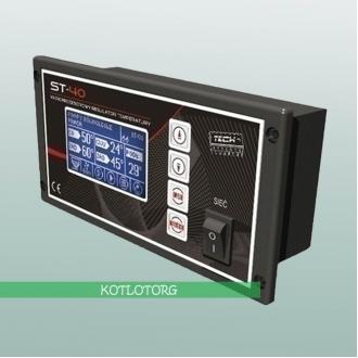 Tech ST-40 - Автоматика для пеллетного котла