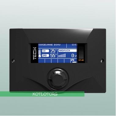 Электронный блок управления вентилятором и насосами Tech ST-48
