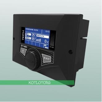 Tech ST-480 - Автоматика для пеллетного котла