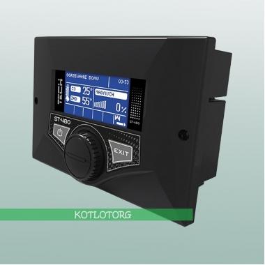 Электронный блок управления вентилятором и насосами Tech ST-480