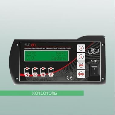 Электронный блок управления вентилятором и насосами Tech ST-81