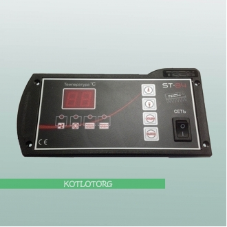 Tech ST-84 - Автоматика для твердотопливного котла