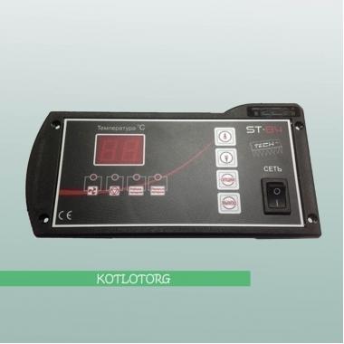 Электронный блок управления вентилятором и насосом Tech ST-84