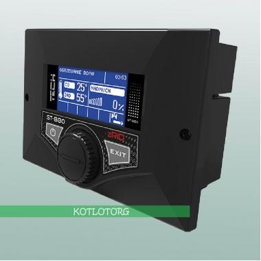 Электронный блок управления вентилятором и насосами Tech ST-880 zPID