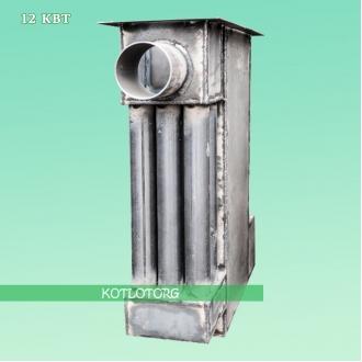 Твердотопливный котел шахтного типа Termit-TT Стандарт