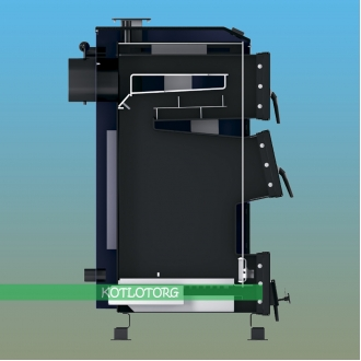 Твердотопливный котел длительного горения Thermo Alliance Ferrum+ FSF+