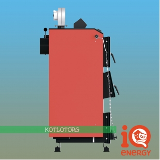 Твердотопливный котел длительного горения Thermo Alliance Vulkan Plus VPSFW