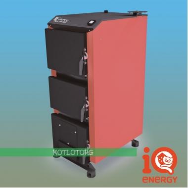 Твердотопливный котел длительного горения Thermo Alliance Vulkan SF