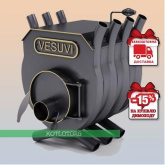 Булерьян с варочной поверхностью Vesuvi (6-27 кВт)