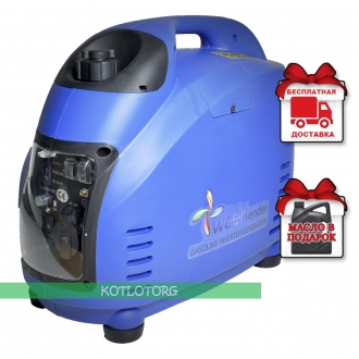 Weekender D1200i - Инверторный генератор Викендер