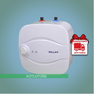 Willer PU10R Optima Mini (10л) - Электрический водонагреватель Виллер