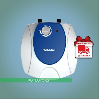 Willer PU6R Optima Mini (6л) - Электрический водонагреватель Виллер