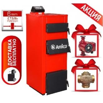 Amica Profi (18-95 кВт) - Твердотопливный котел Амика