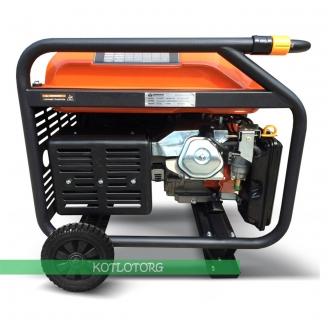 Бензиновый генератор Daewoo GDA 7500E-3 (Трёхфазный)