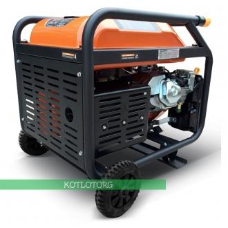 Бензиновый генератор Daewoo GDA 8000E