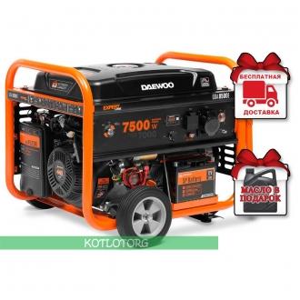 Daewoo GDA 8500E - Бензиновый генератор Дэу