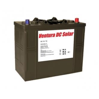 Ventura DC 12-70 Solar - Аккумуляторная батарея Вентура