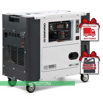 Daewoo DDAE 10000SE - Дизельный генератор Дэу
