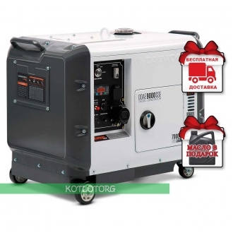 Daewoo DDAE 9000SSE - Дизельный генератор Дэу