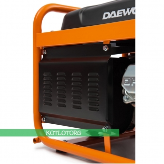 Генератор гибридный Daewoo GDA 3500DFE (бензин-сжиженый газ)