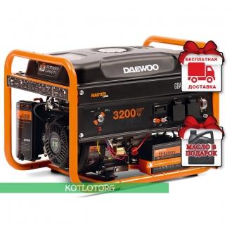 Daewoo GDA 3500DFE - Гибридный генератор Дэу