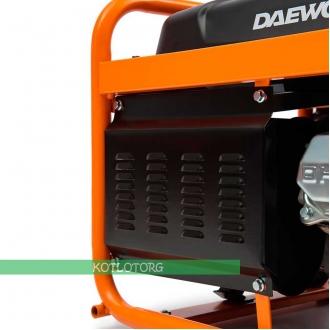 Бензиновый генератор Daewoo GDA 3800E