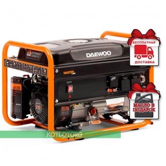 Daewoo GDA 3800E - Бензиновый генератор Дэу