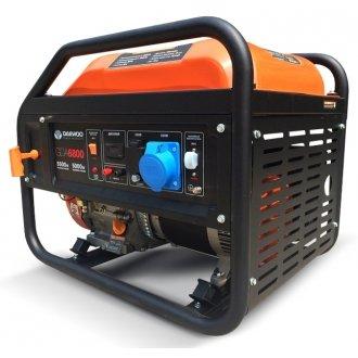Daewoo GDA 6800 - Бензиновый генератор Дэу