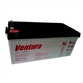 Ventura GPL 12-200 - Аккумуляторная батарея Вентура