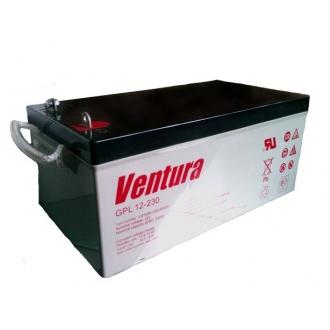 Ventura GPL 12-230 - Аккумуляторная батарея Вентура