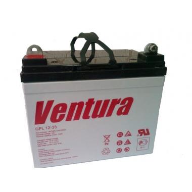 Батарея аккумуляторная Ventura GPL 12-33