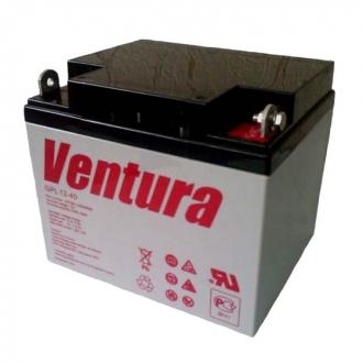 Ventura GPL 12-40 - Аккумуляторная батарея Вентура