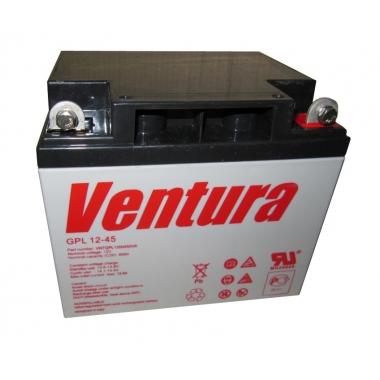 Батарея аккумуляторная Ventura GPL 12-45