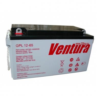 Батарея аккумуляторная Ventura GPL 12-65