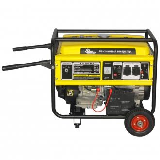 Бензиновый генератор Кентавр КБГ-505ЭКР
