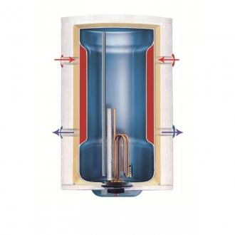 Электрический водонагреватель Klima Hitze ECO Combi EVC 60 44 20/1h MR